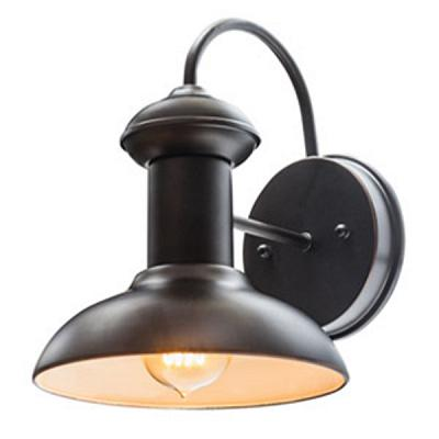 Globe Electric Co. Globe Electric Martes 1-Light Indoor/Outdoor Wall Sconce Oil