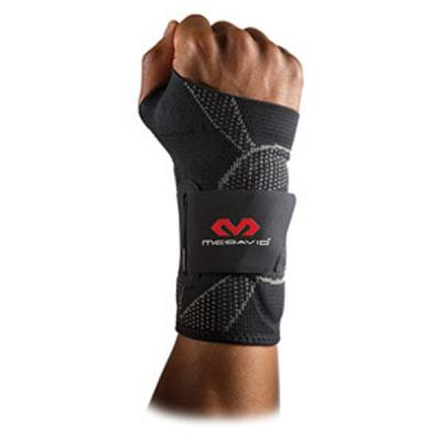 McDavid Elite Engineered Elastic Wrist Support Sleeve (Small/Medium)