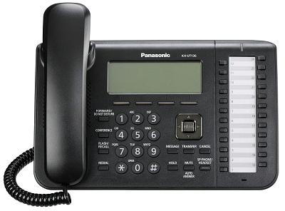 Refurbished Equipment KX-UT136-B Sip Phone Open Box