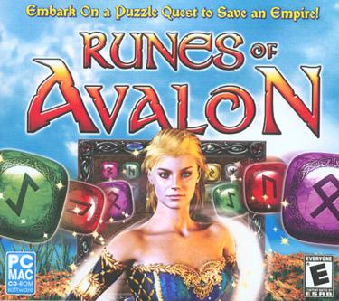 Sierra Runes of Avalon