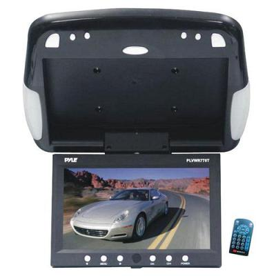 PYLE PLVWR770T 7-Inch Roof Mount TFT LCD Monitor with Built-In T